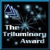 Ghostheart's Triluminary Award winner